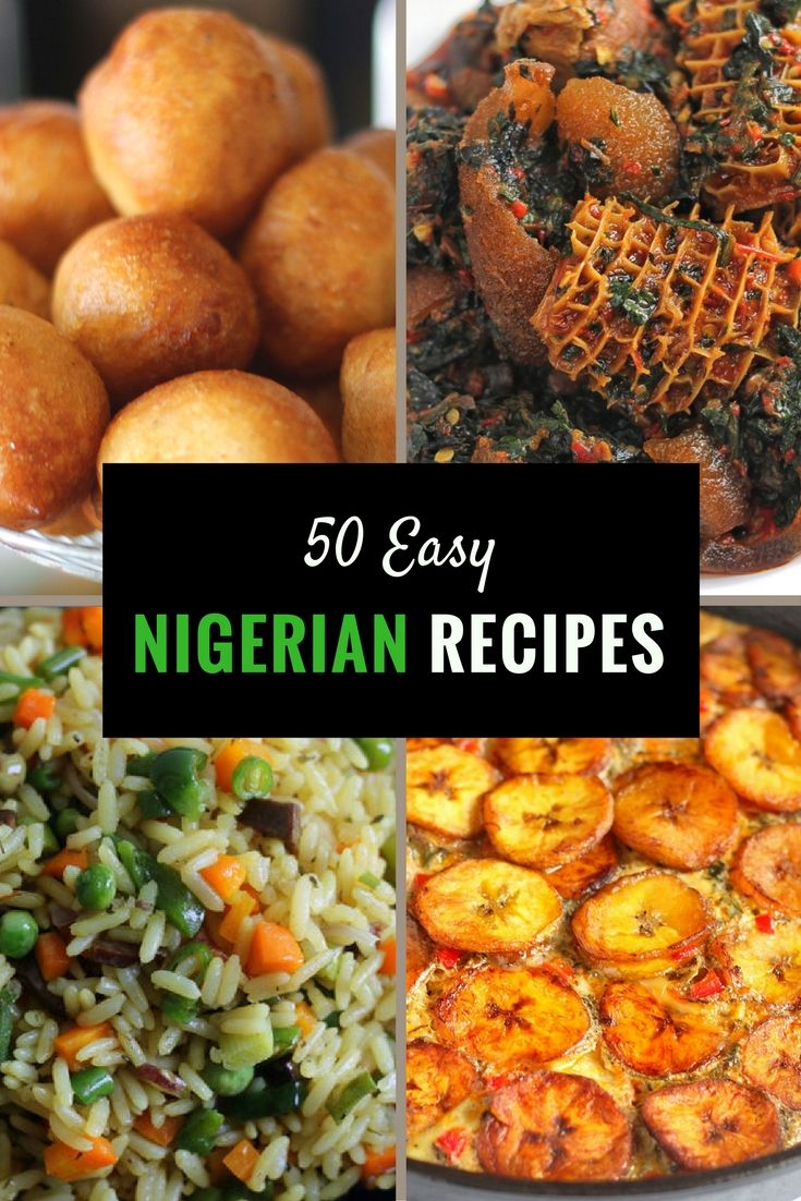 I found this helpful! Nigerian food and recipes