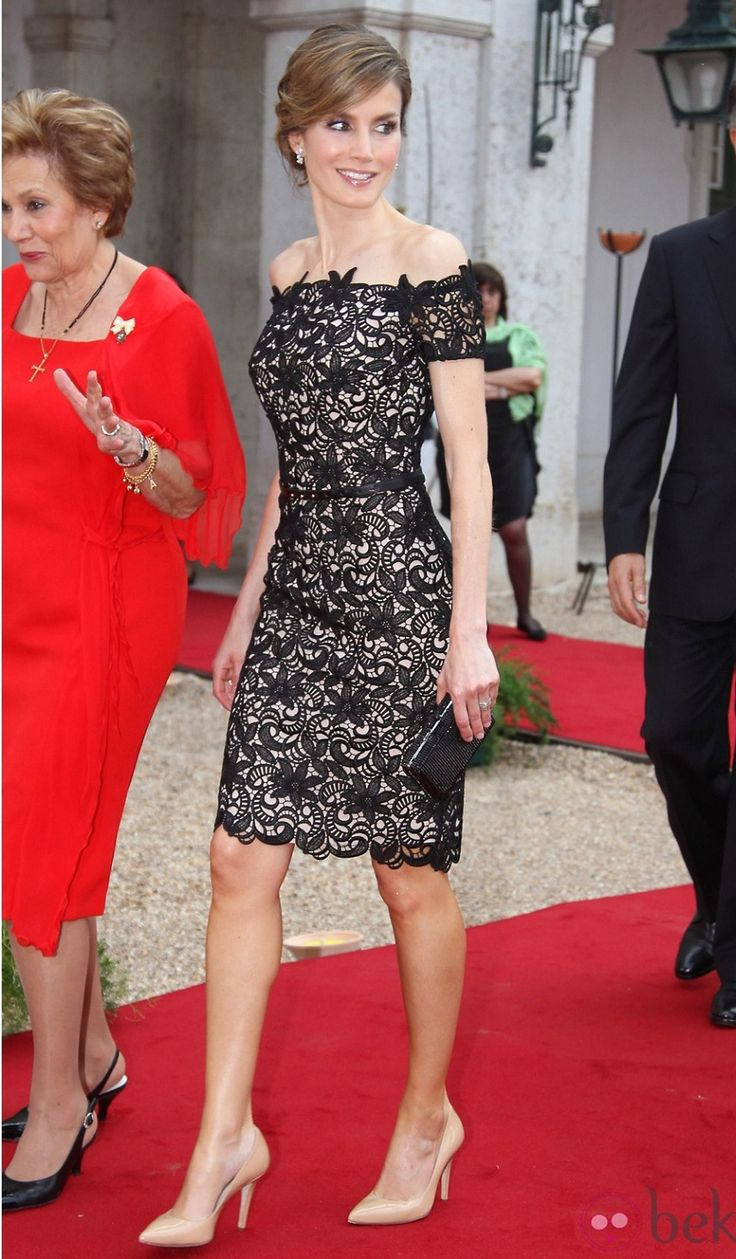 Letizia - Felipe Varela dress
