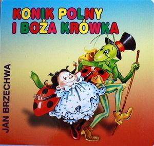 Picture of Konik Polny i Boża Krówka Jan Brzechwa