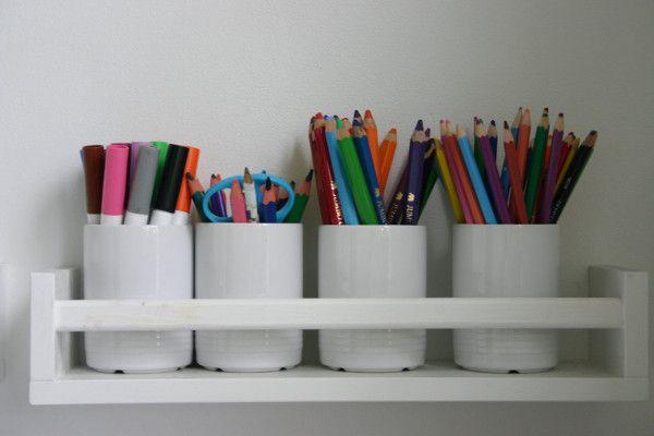 So kannst du das Ikea Bekväm Gewürzregal auch verwenden
