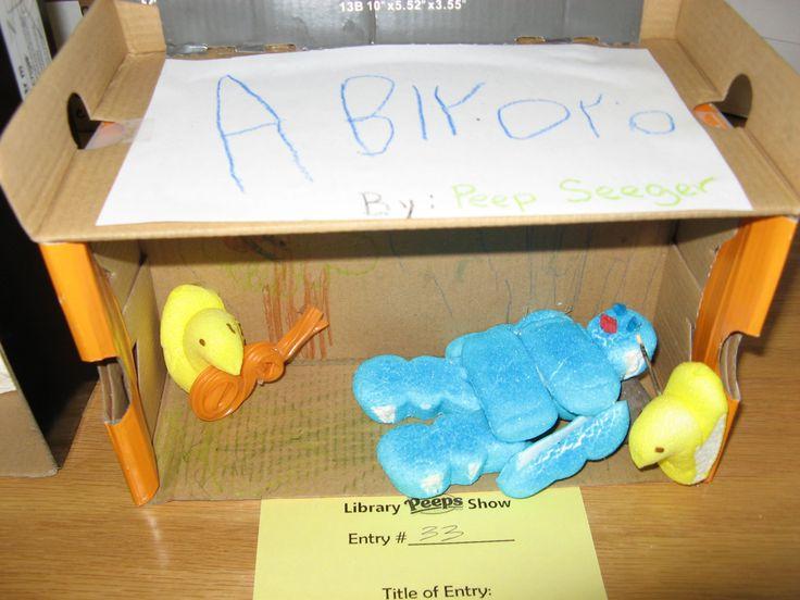 Abiyoyo by Peep Seeger - 2016 Kids category