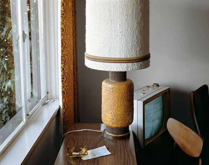 Room 28, Holiday Inn, Medicine Hat, Alberta, August 18, 1974 by Stephen Shore