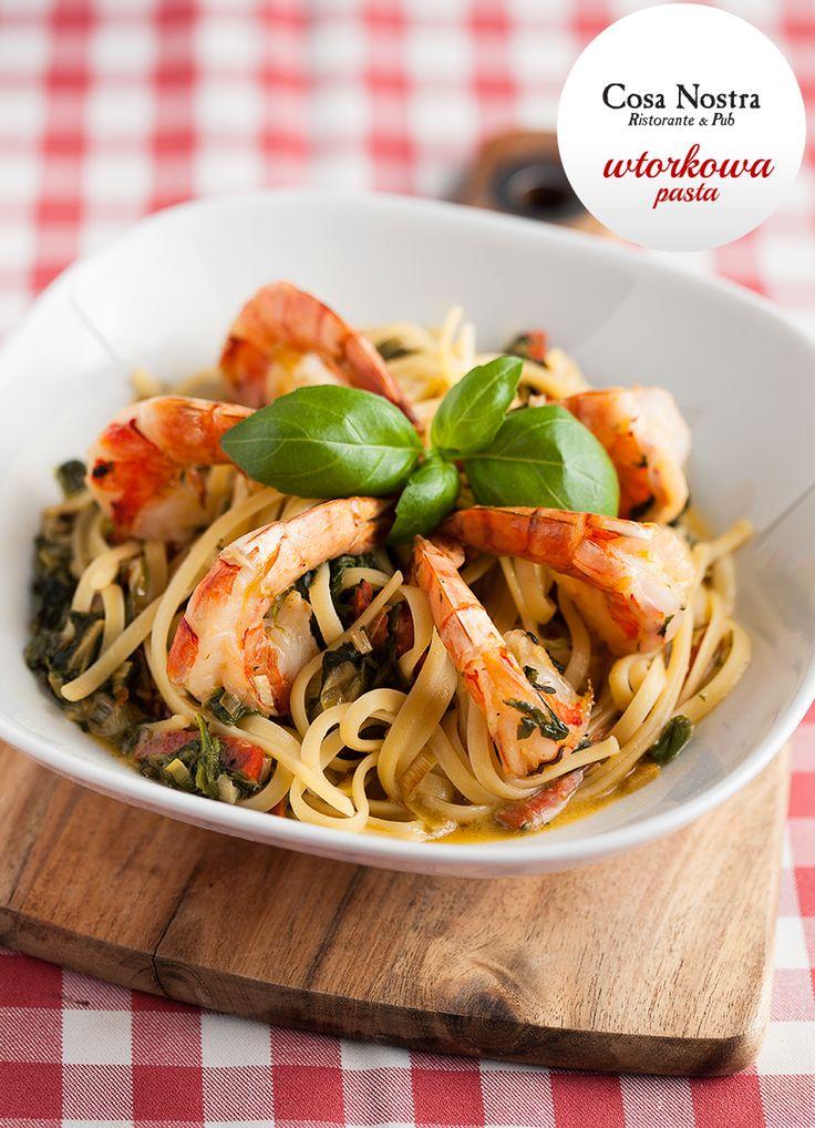 Lasagne z sosem bolońskim, Spaghetti Carbonara, czy Penne z polędwiczką. Która pasta dziś zagości na Twoim talerzu w Cosa Nostra?:) Wybrane makarony za jedyne 8 zł od 16:00 do 23:00. www.cosanostra.krakow.pl