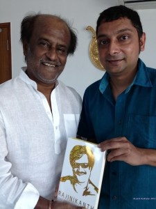 You don't find Rajinikanth, he finds you!