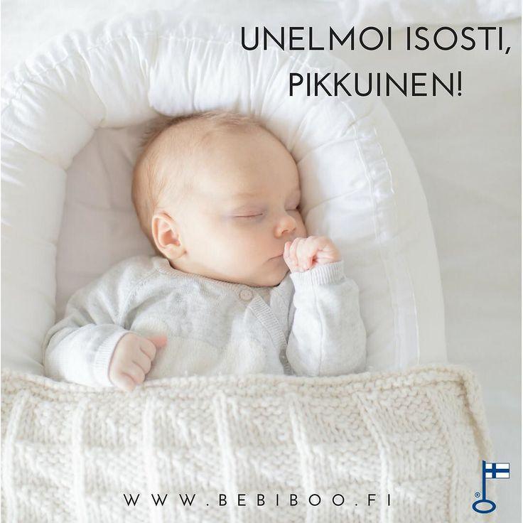 Ihania unia! . . . . . #vauva #vauva2017 #bebis  #baby #babies #adorable #cute #small #lovely #love #kids #beautiful #life #children #happy #instababy #infant #photooftheday #tiny #little #family #babynest #unipesä #vauvanpesä #quotes #kotimainen #avainlippu #madeinfinland #finnishdesign http://ift.tt/2sFBauU