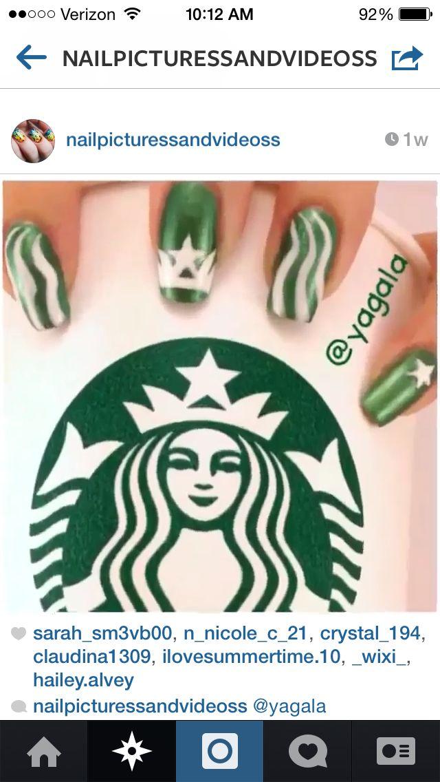 Mejores 693 imágenes de Nails en Pinterest | Diseños de uñas ...