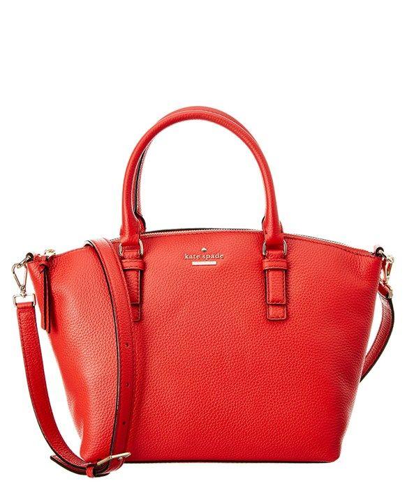 4634cbf0d5c2 Kate Spade New York Jackson Street Small Dixon Leather Satchel ...