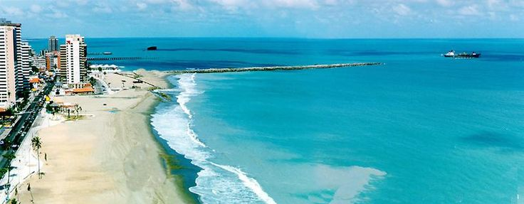 Praia de Iracema - Fortaleza CE