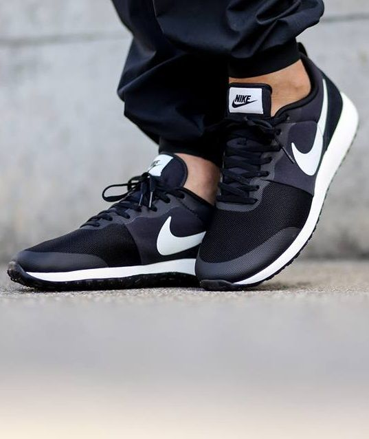 Nike Elite Shinsen: Black/Sail