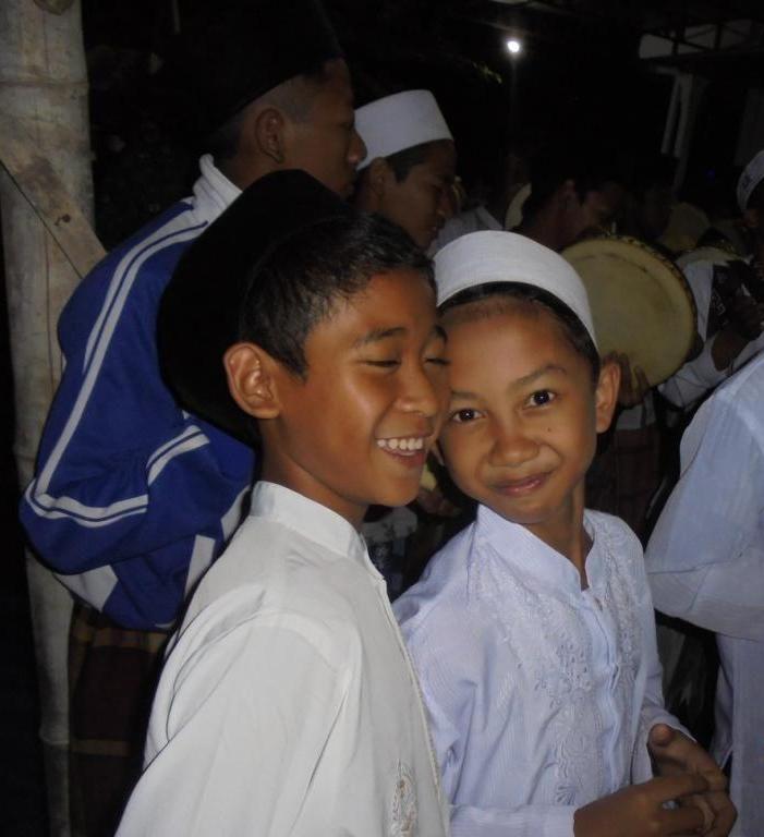 Kemeriahan Jambore Anak Sholeh JAMQUR Kecamatan Mojowarno Tahun 2016