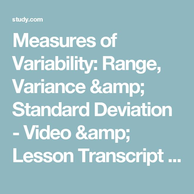 standard deviation statistics coursework This has been made with the aim to prepare students to be able to calculate and  interpret standard deviation for their coursework.