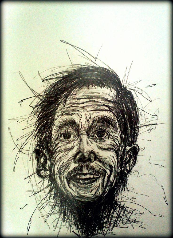 Václav Havel <3  //pencil scribbled// A1