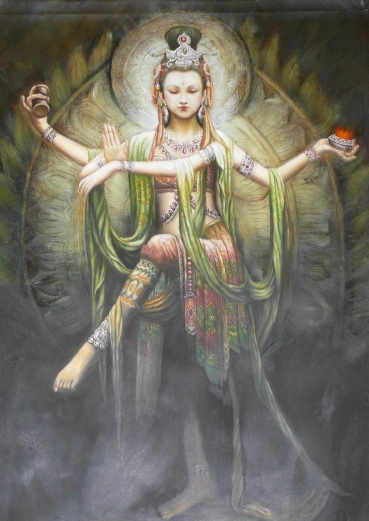 Goddess Durga, also known as Parvati is the consort of Lord Shiva. It is said that the Goddess Shakti takes on different forms such as Kali, Chandi or Durga to fight the demons. She is the power behind all creation, preservation and destruction in the Universe