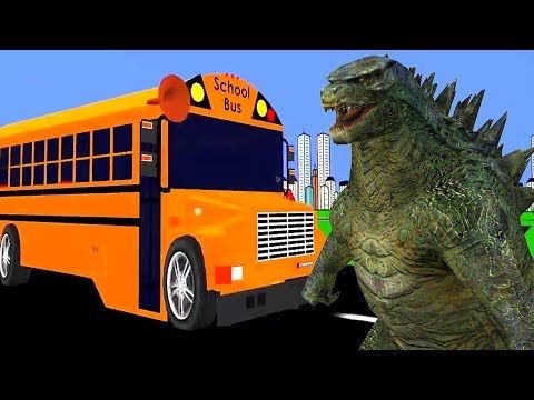 (23) Wheels On The Bus Rhymes   Finger Family Song   Animals Nursery Rhymes   Preschool Songs For Kids - YouTube