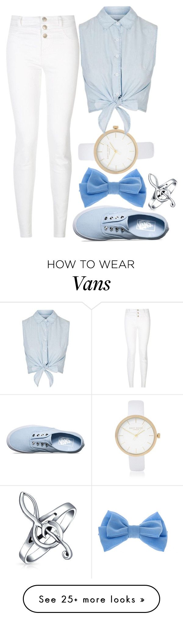 """Untitled #378"" by indianna28-2002 on Polyvore featuring River Island, Topshop, Vans, New Look, Bling Jewelry and claire's"