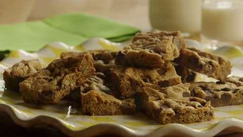 Blonde Brownies I Allrecipes.com | Appetize.....ME!!!!! | Pint ...