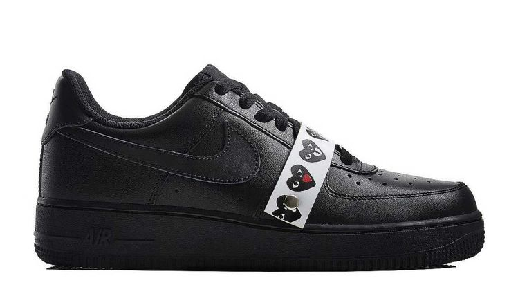"COMME des GARÇONS Gives the Nike Air Force 1 an ""Emoji"" Update."