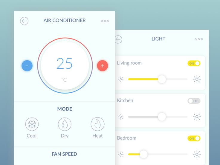 App for smart home