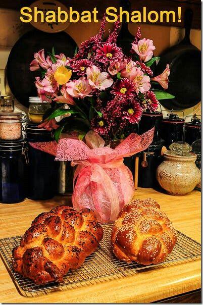 Shabbat Shalom!                                                                                                                                                      Más