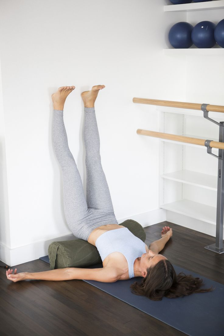 6 Yoga Poses for Relieving Stress