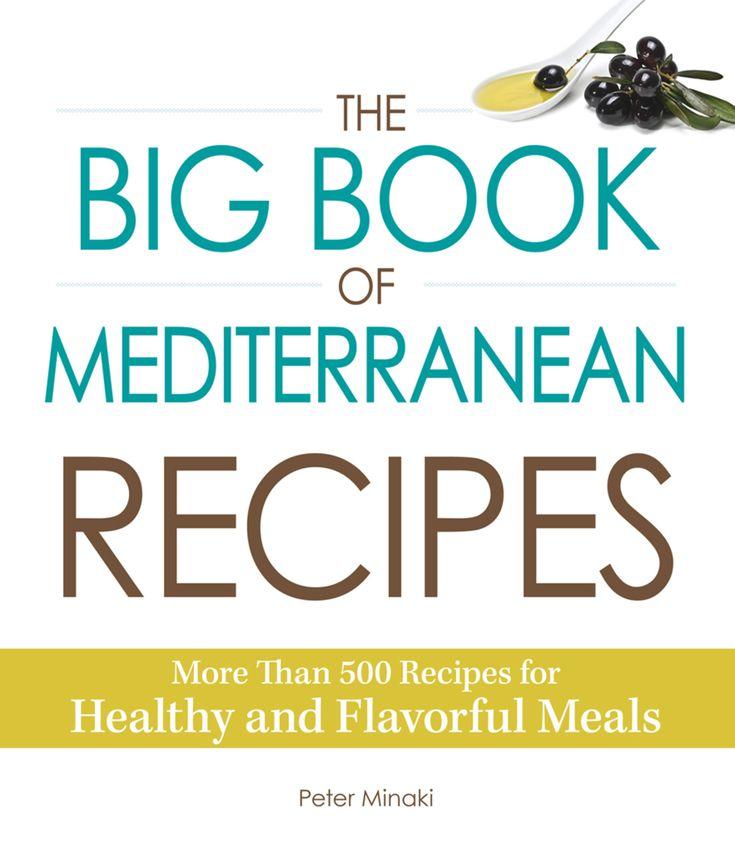 The big book of mediterranean recipes ebook
