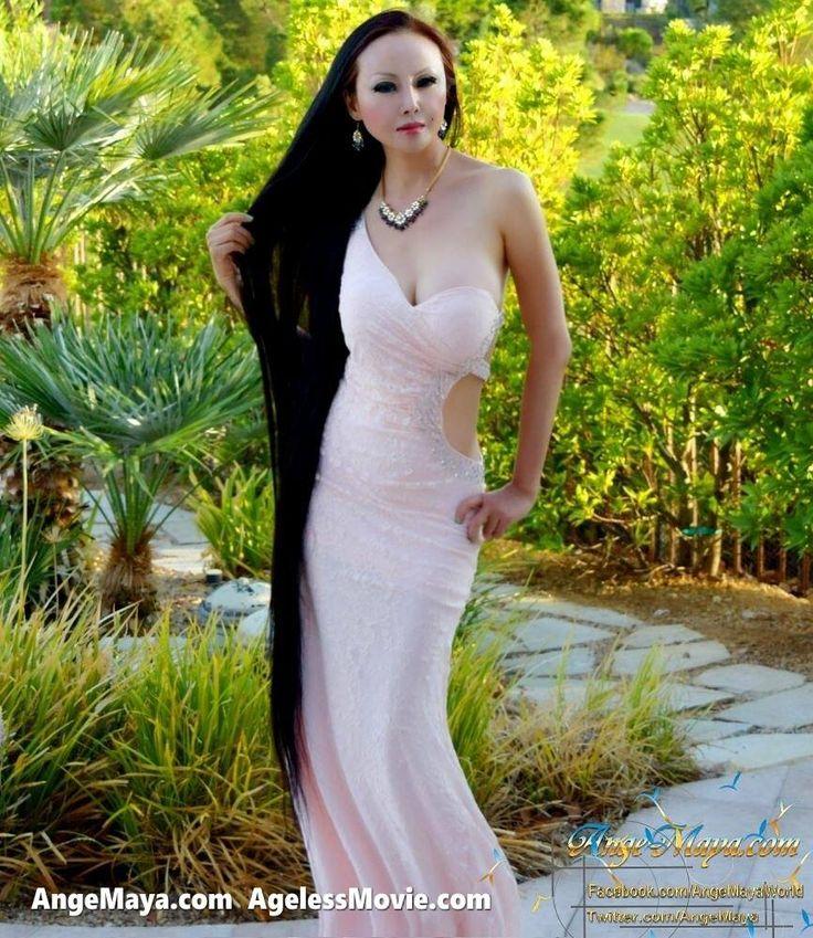 Ange Maya Nude Photos 52