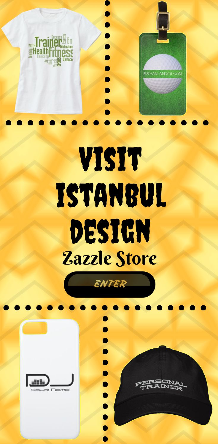 IstanbulDesign offering uniquely designed products for your personal & business needs. Take a look and see if you find something you like.