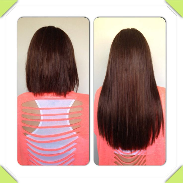 Micro Loops Hair Extensions Before And After Prices Of Remy Hair