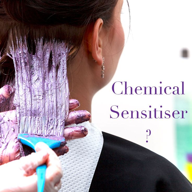 Most commercial hair dyes contain ingredients that can cause severe allergic reactions. Our Chemical Sensitisers (Colorants) ready-made list helps you avoid these nasty chemicals.  #cosmetics #cosmethics #hairdyes #colorants #allergyfree #halthychoices #resorcinol #ammonia #peroxide