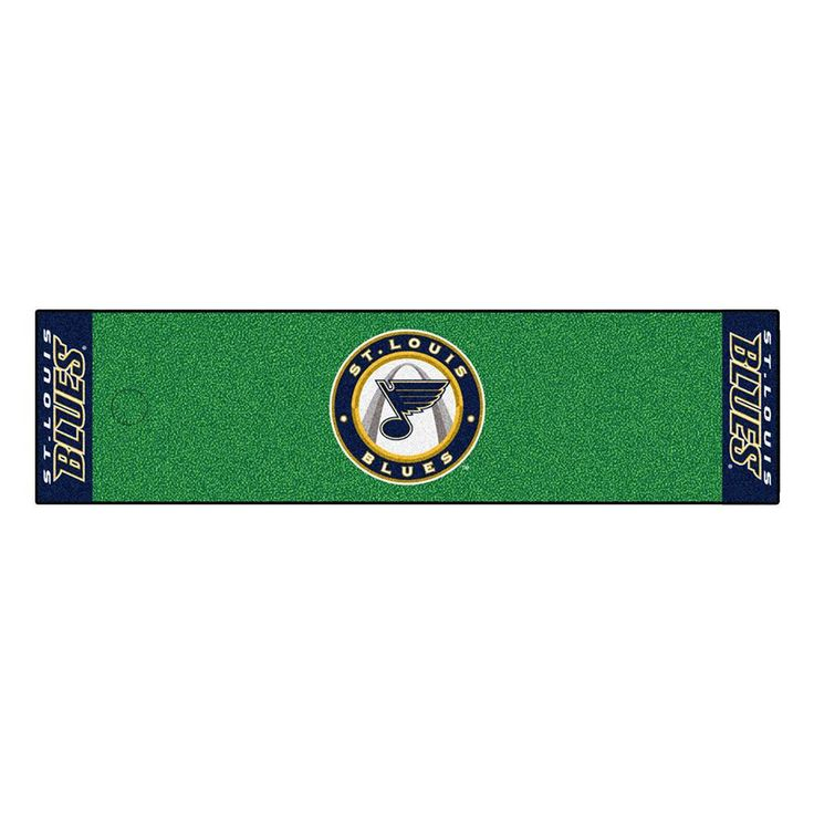St. Louis Blues NHL Putting Green Runner (18x72)