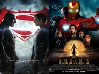 Batman v Superman le copio todo a Iron Man 2, este video lo prueba