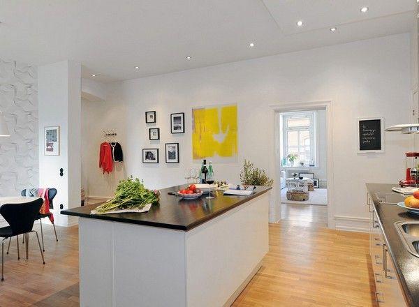 Scandinavian kitchen designs 23 30 Scandinavian Kitchen Ideas That Will Make Dining a Delight