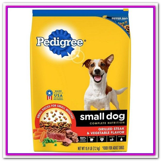 Best Dry Dog Foods For Small Dogs Dry Dog Food Dog Food Recipes