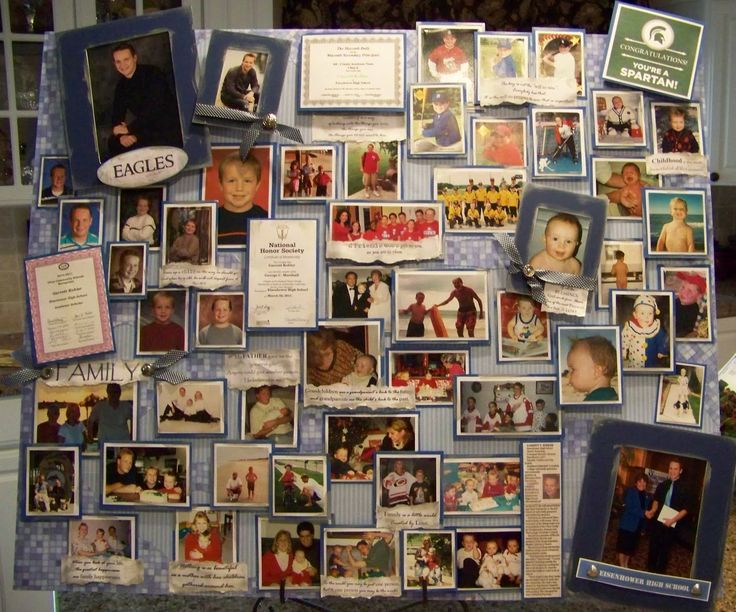 123 Best Memory Boards Memorial Ideas Images On