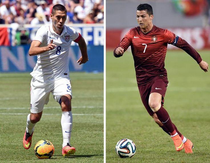Vidéo buts Portugal USA 22 (Résumé) - http\/\/wwwactusportsfr - soccer player resume