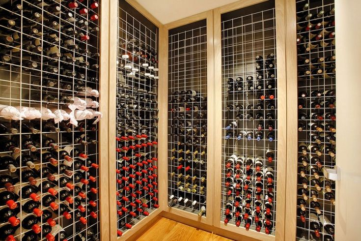 Canterbury Home By Canny.   MyHouseIdea. Modern Wine RackAustralian ...