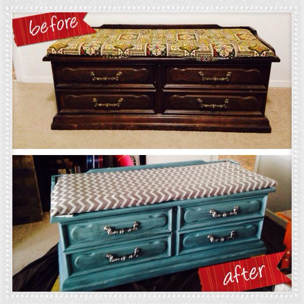 DIY Hope Chest Cedar Redo Lane Furniture