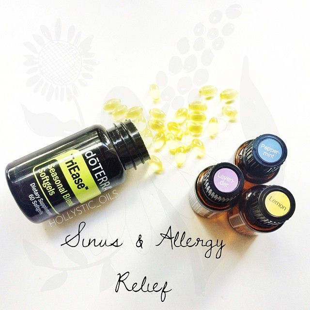 I know I'm not the only one that suffers from allergies and all the lovely things that come with it. One of which being that wonderful sinus drainage, which in turn leads to an irritated throat. I pulled out my @doterra TriEase softgels. ∷∷∷∷∷∷∷∷∷∷∷∷∷∷∷∷∷∷∷∷ Why TriEase? It contains the allergy busting combo of Lemon, Lavender and Peppermint essential oils. Since essential oils are extracted from natural sources, your basically using nature to combat nature. I don't like to drink the strong…