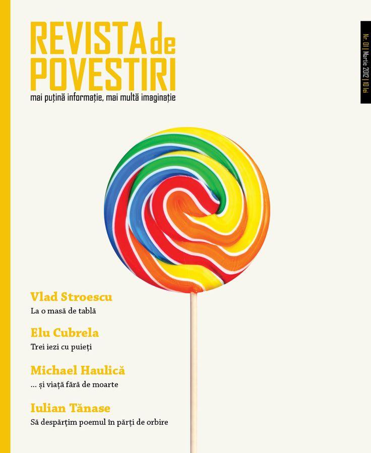 Revista de Povestiri nr. 1