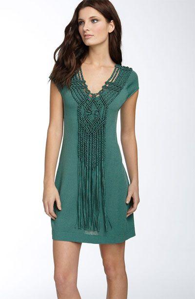 Nanette Lepore Galleon Dress