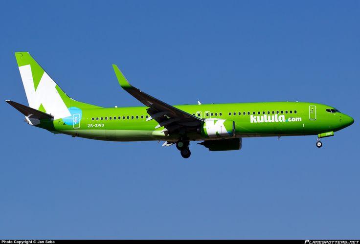 ZS-ZWD Kulula.com Boeing 737-8LD(WL)