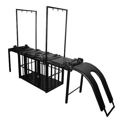 Bdsm furniture rack continuous refraction