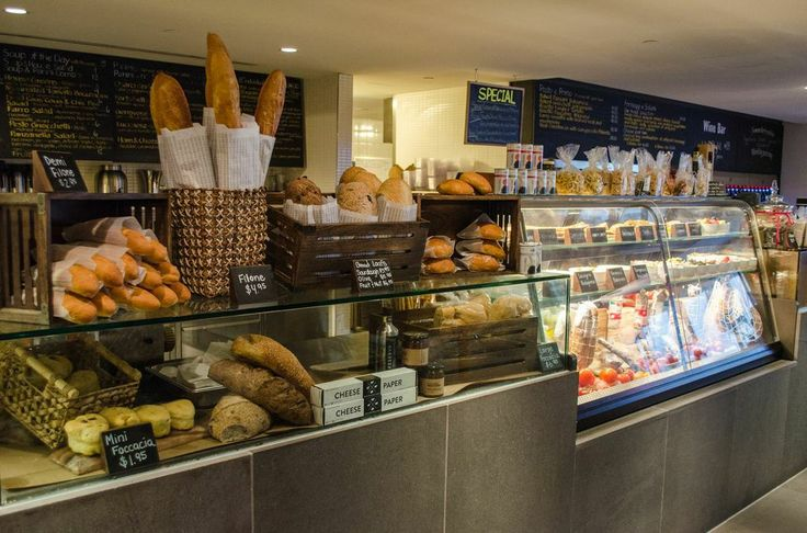 You can always find fresh-baked deliciousness at giovane.
