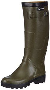 Aigle Benyl, Chaussures de Chasse homme, Vert (Kaki), 43 EU (9 UK): Tweet Aigle Benyl XL 85797, Bottines mixte adulte – 43, Verde Bottes de…