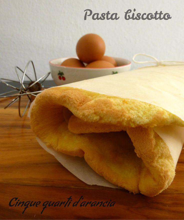 Pasta biscotto (ricetta base)