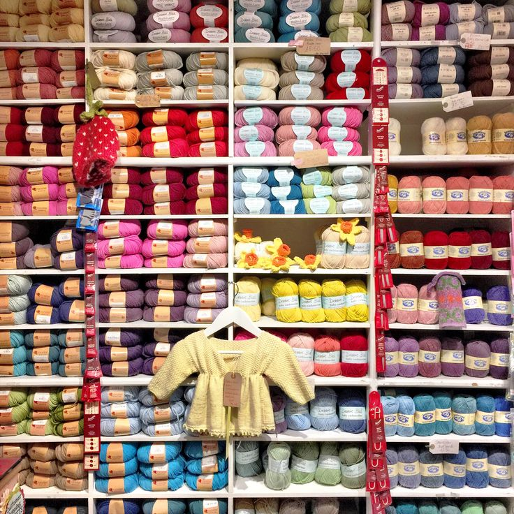 #Wools and #Yarns for #knitting and #crochet at The #Gilliangladrag Fluff-a-thorium in #Dorking #surrey