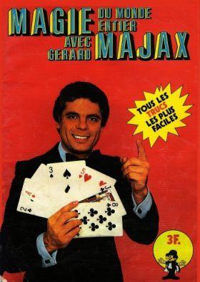 GERARD MAJAX - Magie du monde entier / 1976