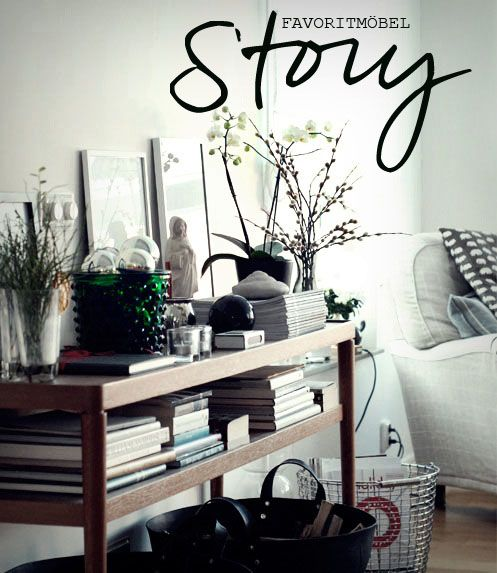 1000 Images About Ikea Showroom Inspiration On Pinterest: Ikea Stockholm Avlastningsbord