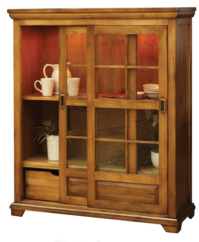 Buffet Cabinet With Gl Doors Better Pinterest And