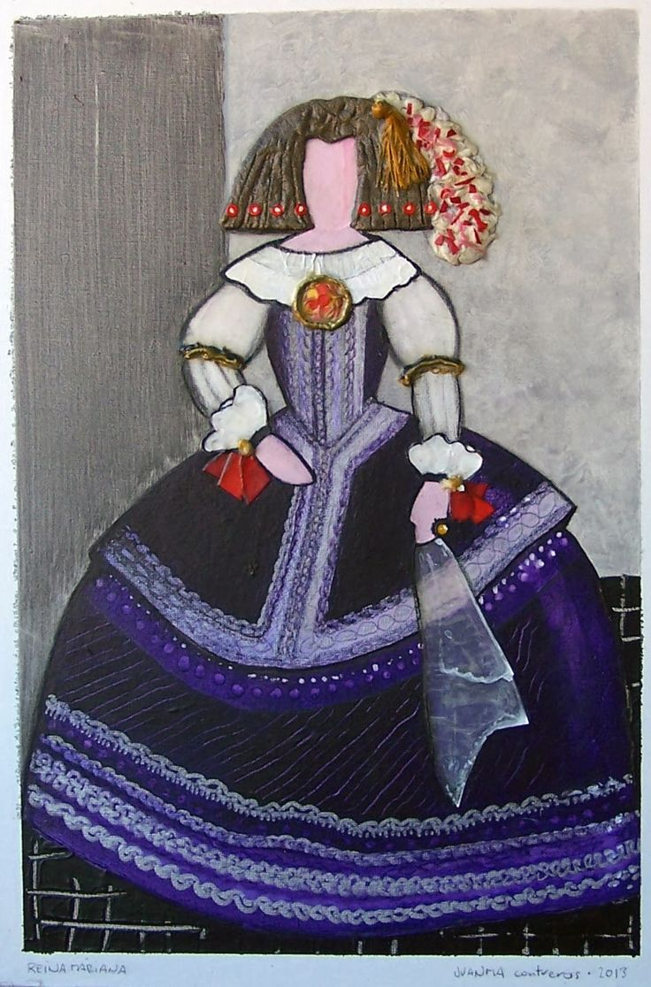 PINTURA juanma contreras madrileño emergente artista plástico versiones meninas velázquez paisajes: versiones modernas de meninas, infantas y reinas de Velázquez en el Museo del Prado Madrid Juanma Contreras 2013